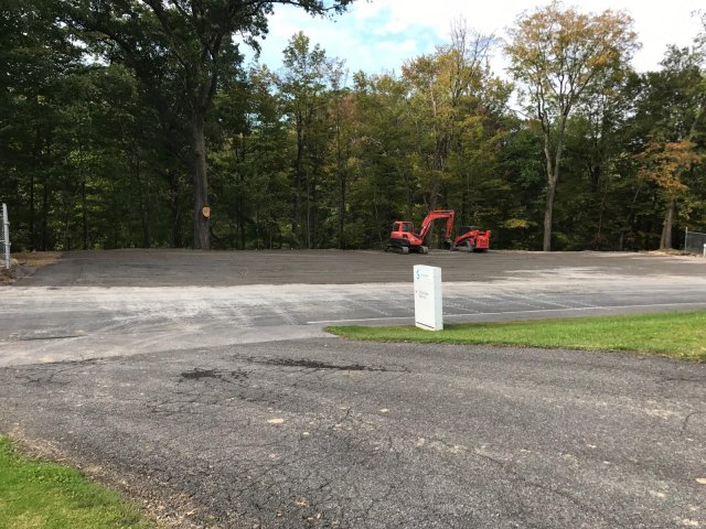 "Parking Lot ""After"""